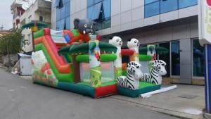 gaziantep şişme oyun parkı kiralama